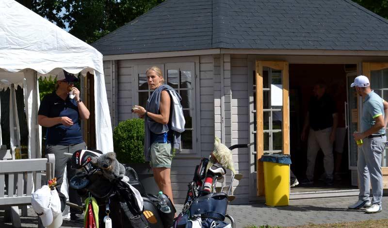 Halfway-Hütte an Bahn 10