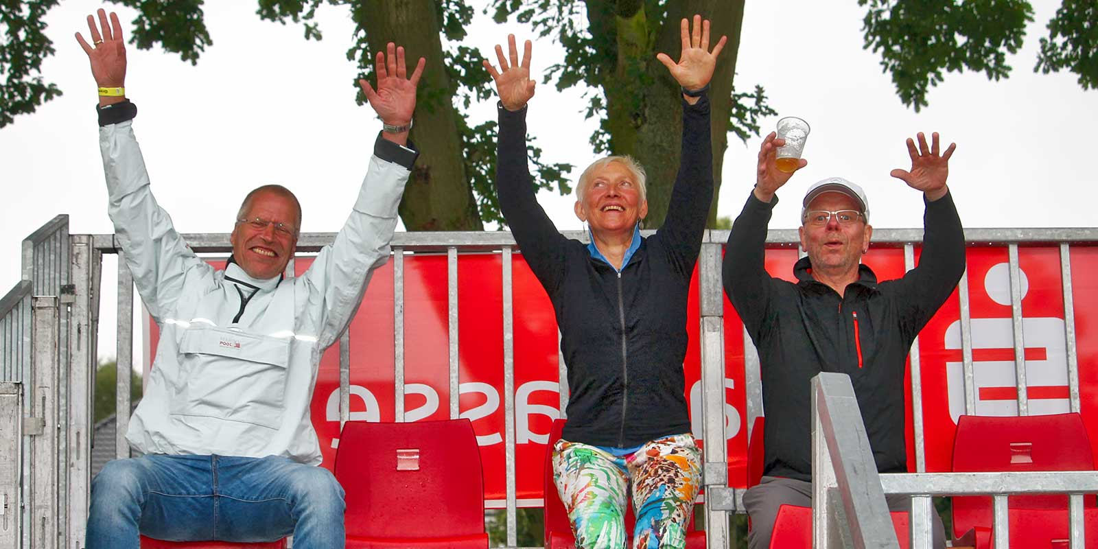 Grambek Open 2017 - Tag 2 Jubel