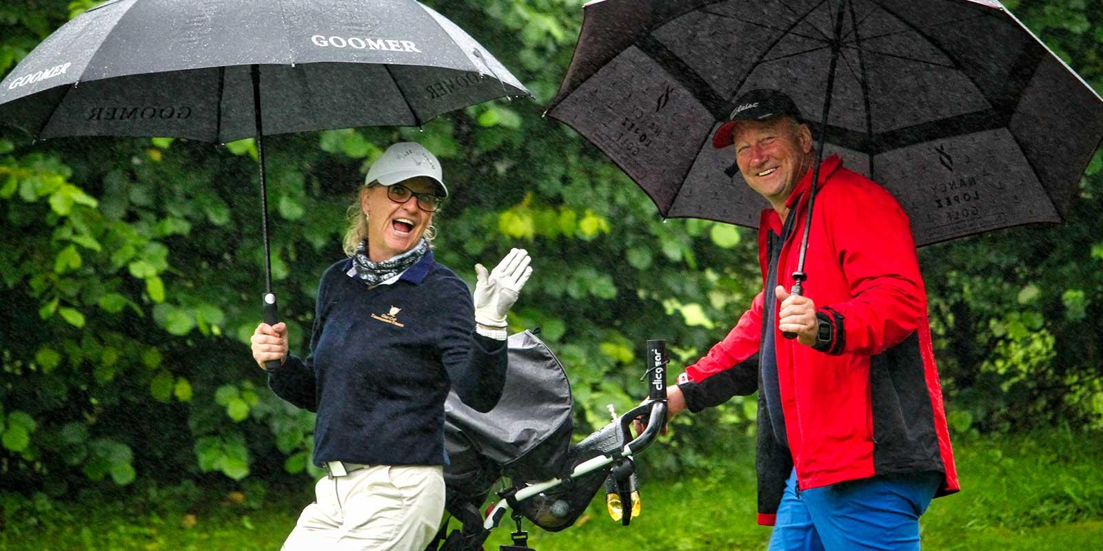 Grambek Open 2017 - Tag 3 Regen