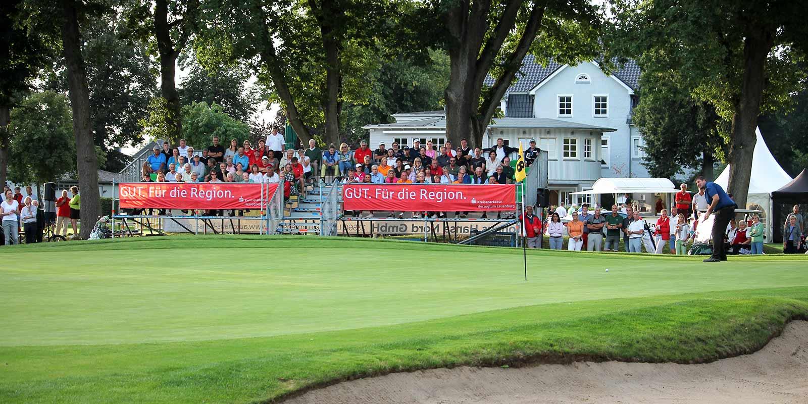 Grambek Open 2019 - Tag 4 Spielszene